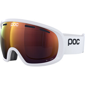 POC Fovea Clarity Goggles hydrogen white/spektris orange